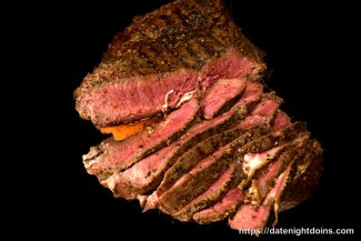 Reversed Seared Sirloin Roast on Your Gasser