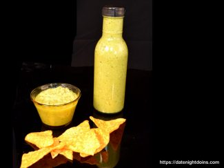Smoky Garlic Jalapeno Hot Sauce