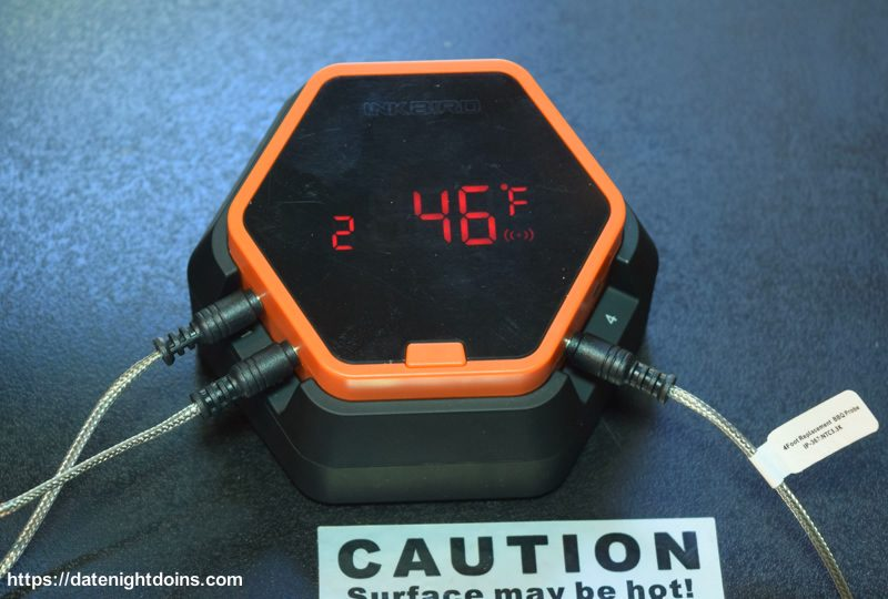 Review Inkbird IBT-6X Digital Bluetooth BBQ Thermometer
