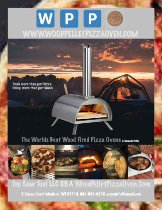 Wppo Wood Fired Pizza Oven