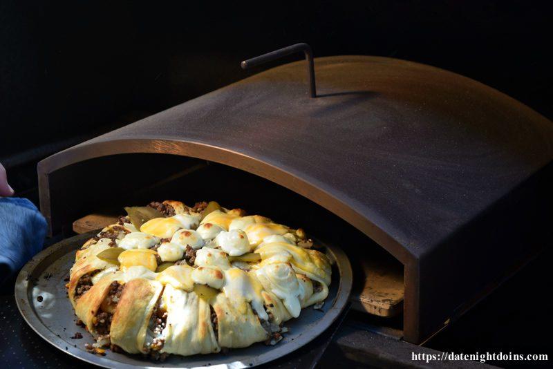 Taco Pizza Ring
