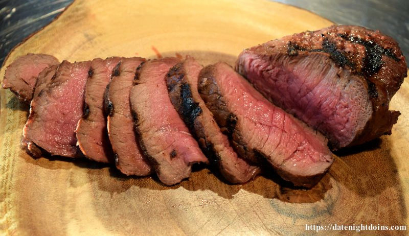 Simple Sirloin on your Gasser