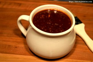 Smokey Espresso Barbecue Sauce