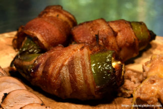 Uncle Bubba's Texas Poppers