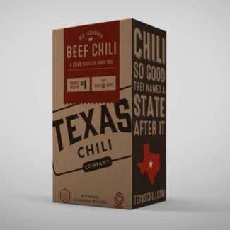 Real Texas Brick Chili from the Original Texas Chili Company