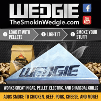 Smokin Wedgie and Sample Packs