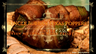 Video Uncle Bubba's Texas Poppers
