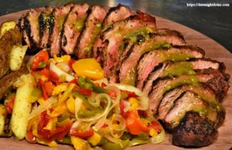 Tailgating Tri Tip Tex-Mex Style