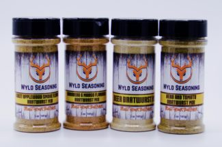New From ButcherBBQ Wyld Seasoning Sausage Mixes